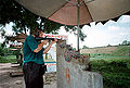 Cu Chi Tunnels Shooting Range with M16.jpg