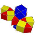 Cuboctahedral prism net.png
