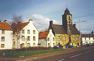 Saint Serf - Saint Serf is said to have founded the Scottish town of Culross.