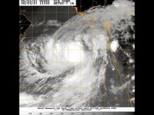 File:Cyclone Gonu (2007) Meteosat 7 Infrared Satellite animation.ogv