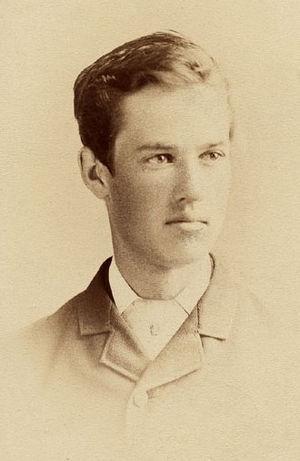 Cyrus Edwin Dallin - Cyrus E. Dallin, circa 1880