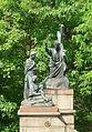 Częstochowa, Jasna Góra, stacja drogi krzyżowej DSC01832.JPG