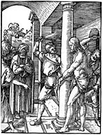 Dürer - Small Passion 17 - Flagellation.jpg
