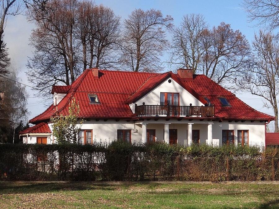 Dąbrowica, Bochnia County