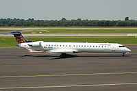 D-ACNQ - CRJ9 - Not Available