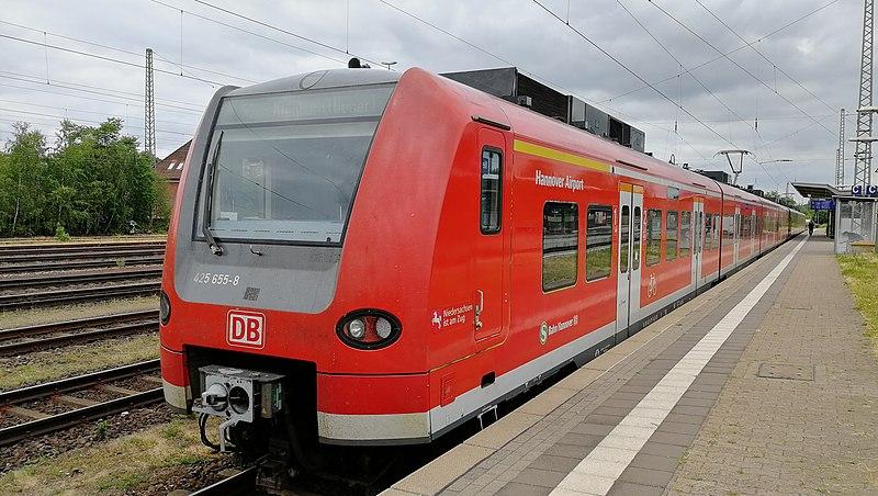 Meios de transporte em Hannover