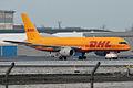 DHL, G-BIKS, Boeing 757-236 SF (16269043798).jpg