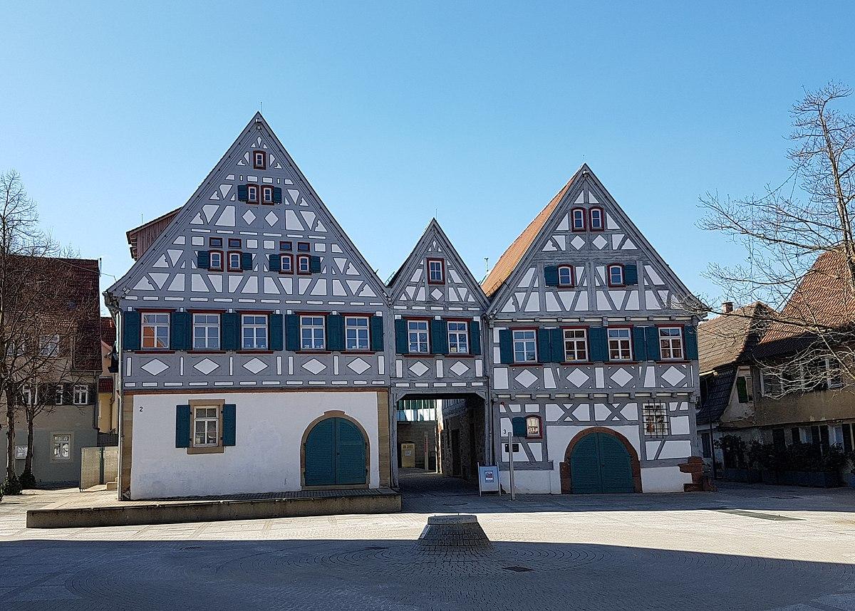 Dreigiebelhaus