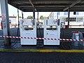 DOD garáže Vršovice 2015, čerpací stanice, stojany (01).jpg