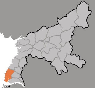 Onchon County County in South Pyŏngan, North Korea