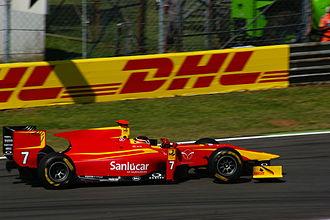 Racing Engineering - Dani Clos - 2011 Racing Engineering