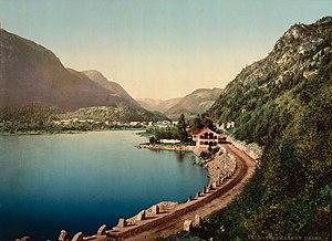 Dalen, Telemark - Dalen, Telemark, Norway, 1890s