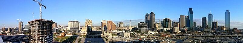 File:Dallas, Texas Skyline 2006.jpg