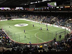 Dallas Sidekicks vs Texas Strikers B - 23 February 2013.jpg