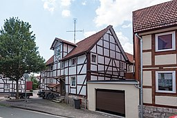 Dalwigker Straße in Korbach