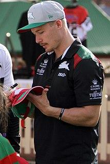 Damien Cook Australia international rugby league footballer