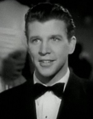 Dan Dailey - in Washington Melodrama (1941)