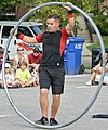 Daniel Craig of The Street Circus at the 2018 Waterloo Busker Carnival 07.jpg