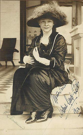 Adeline Genée - Genée in Sydney, 1913