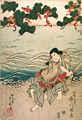 Danzō Ichikawa V as Shunkan.jpg