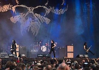 Danzig (band) - Danzig at Wacken Open Air 2018