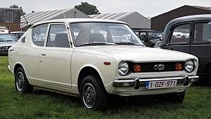Datsun - Datsun Cherry 100A (E10, 1970-1977)