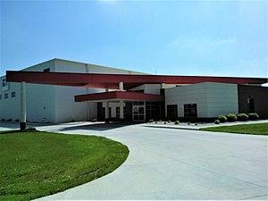 Davenport Municipal Airport (Iowa) - Terminal