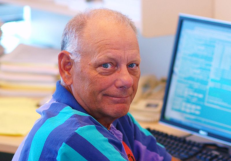 David Cutler,VMS和Windows NT的首席设计师_IT人物_酷勤网