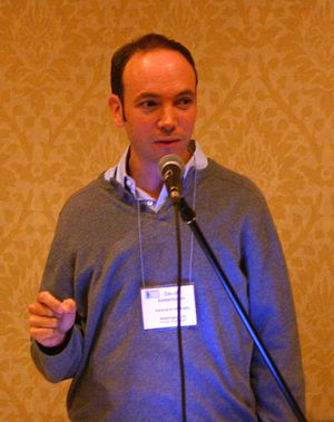 David Kestenbaum - Kestenbaum speaking at Third Coast International Audio Festival in 2005
