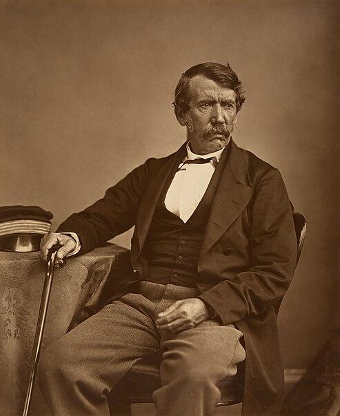 Ficheiro:David Livingstone by Thomas Annan.jpg