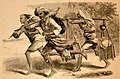 Dawk Walas (Postmen) of Bengal - ILN 1858.jpg