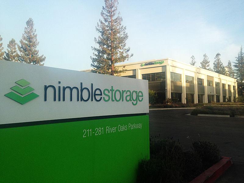 File Dawn At Nimble Storage S New Campus In San Jose