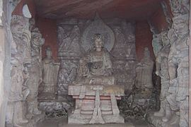 Dazu rock carvings beishan 1.JPG