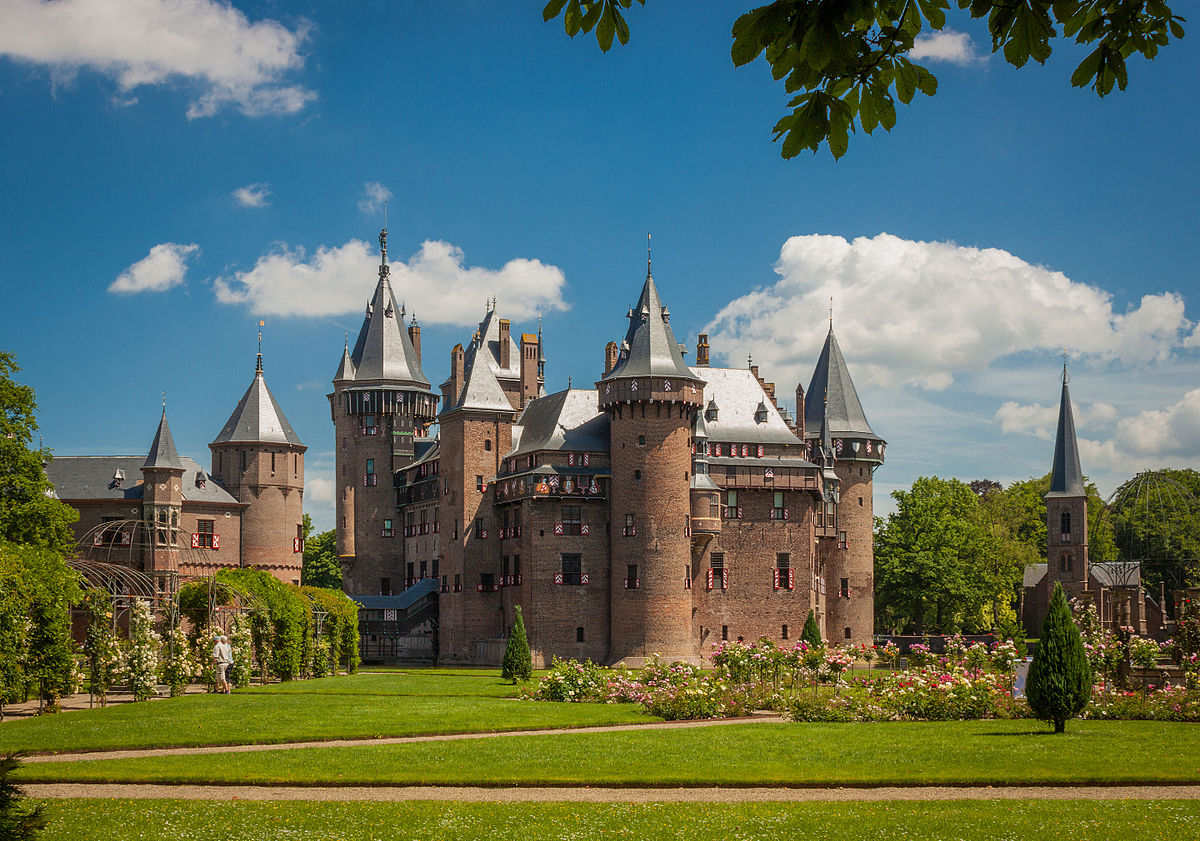De haar castle wikipedia for Interieur nederland