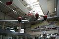 De Havilland DH.104 Dove 7 RFront SATM 05June2013 (14620715873).jpg