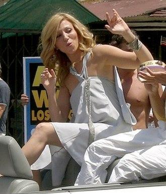Debbie Gibson - Debbie Gibson at LA Pride 2007