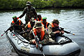 Defense.gov News Photo 110417-M-DF801-017 - U.S. Marine Corps Cpl. Brandon Blackmon front of boat of 2nd Platoon Ground Combat Element Security Cooperation Task Force provides front.jpg