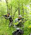 Defense.gov News Photo 110515-O-VS818-029 - U.S. Army soldiers with the 2nd Battalion 19th Special Forces Group look for threats while providing security along likely avenues of approach so.jpg