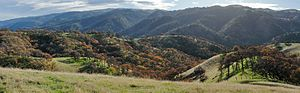 Del Valle Regional Park - Image: Del Valle Regional Park Eagle Crest Trail B