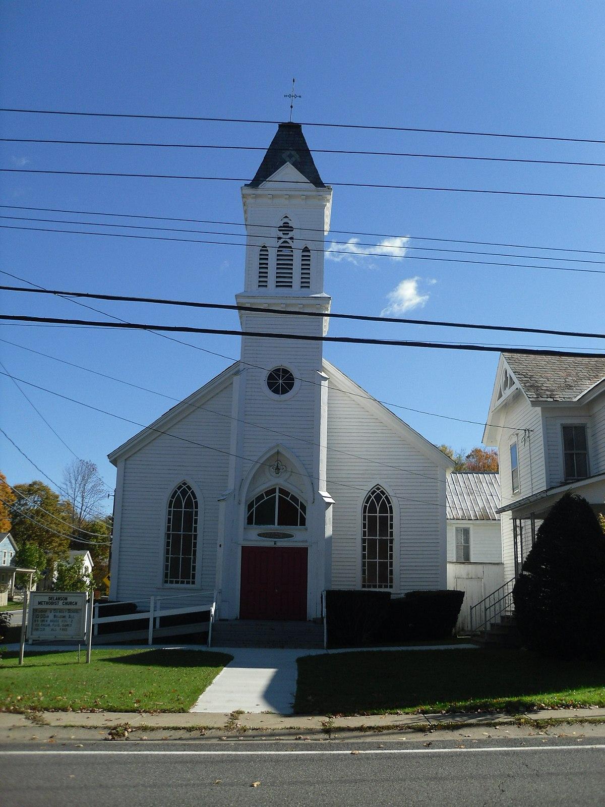 Delanson Historic District Wikipedia