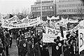 Demonstratie in Eindhoven tegen sluiting aantal bedrijven bij Philips demonstra, Bestanddeelnr 930-6861.jpg