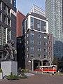 Den Haag, de Muzentoren en de tram foto5 2015-08-05 18.20.jpg