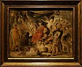 Den Haag - Mauritshuis - Peter Paul Rubens (1577-1640) - The triumph of Rome, The youthful Emperor Constantine honouring Rome c. 1622-1623.jpg