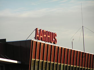 Aarhus Airport - Image: Denmark Aarhus Airport