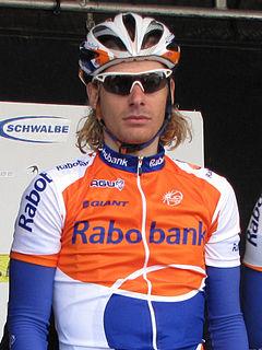 Dennis van Winden Road bicycle racer