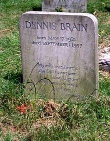Dennis Brain Wikipedia