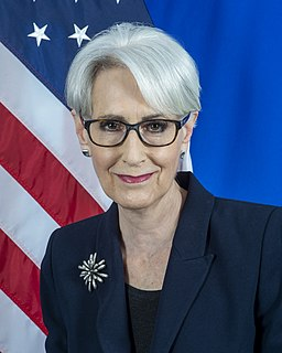 Wendy Sherman American diplomat