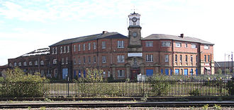 Derby Works - Image: Derby locoworks