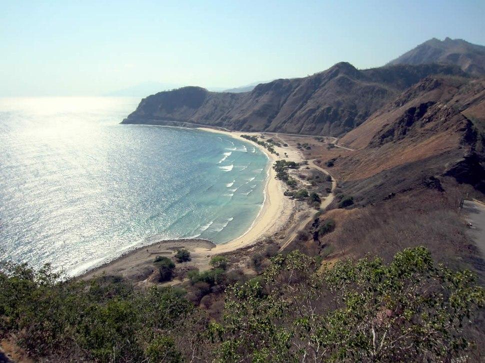 Deserted Beach (6395938771)