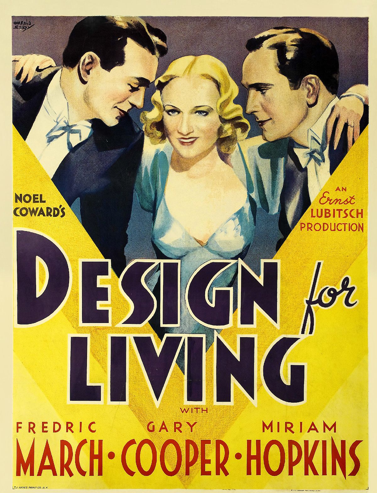 . Design for Living  film    Wikipedia